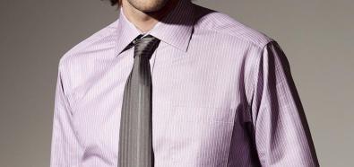 Koszula nadal podstawą elegancji, ale... nie tylko!