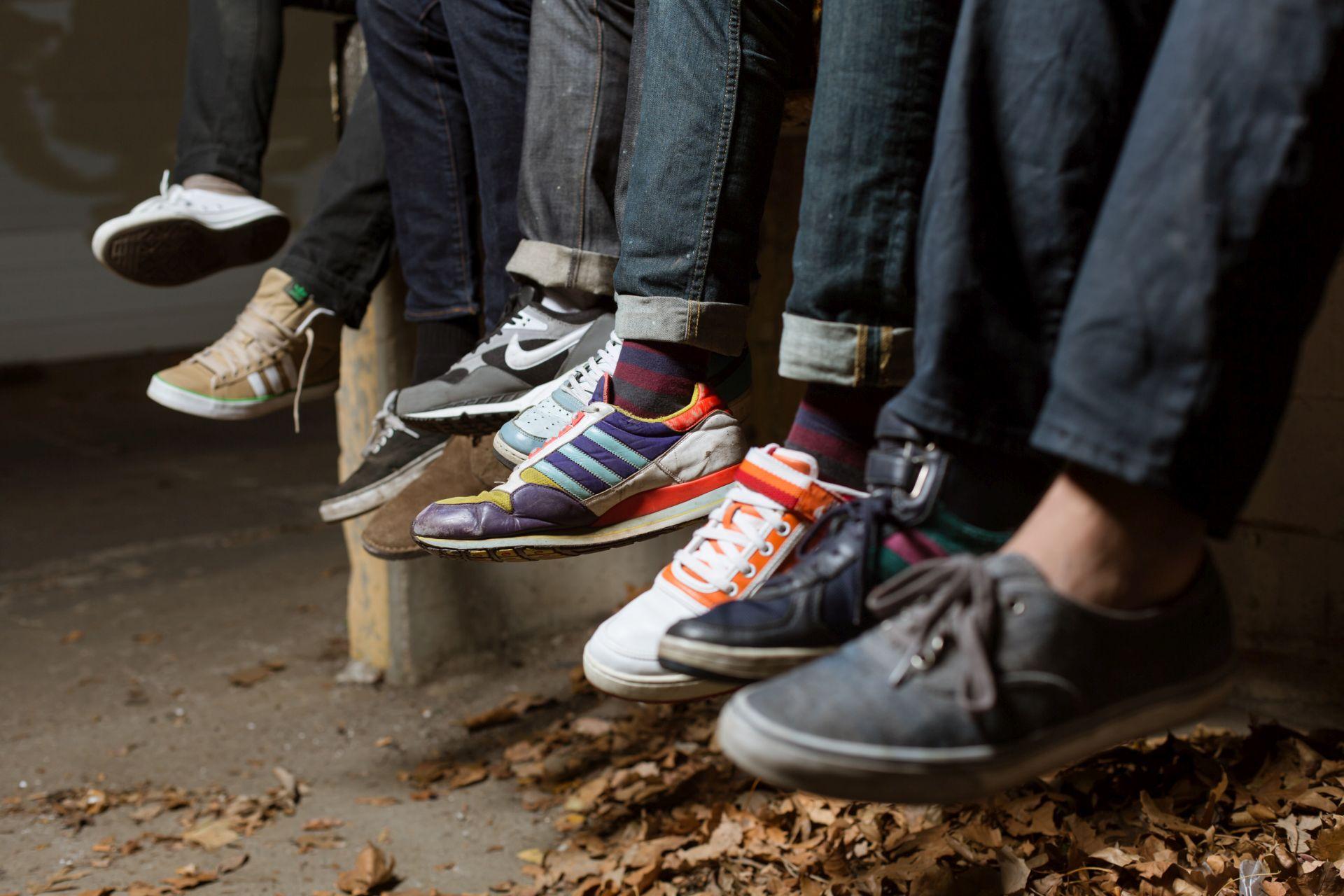 sneakersy - buty
