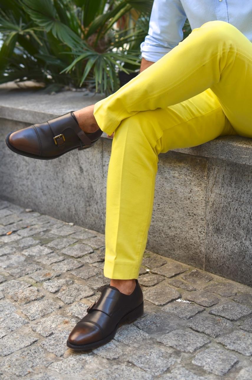 Żółty tylko dla odważnych? Niekoniecznie!