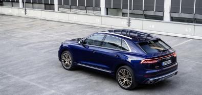 Audi SQ7 i SQ8