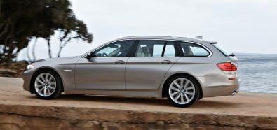 Nowe BMW 5 Touring