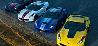 Chevrolet Corvette Grand Sport Drivers Series