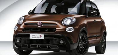 Fiat 500L S-Design Edition