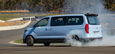 Hyundai iMax N Drift