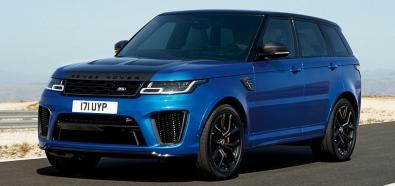 Range Rover SVR 2018