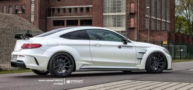 Mercedes C Coupe Prior Design