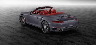 Porsche 911 Turbo Cabriolet Exclusive
