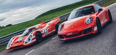 Porsche 911 Carrera 4 GTS Great Britain Edition