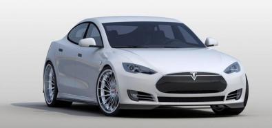 Tesla Model S RevoZport