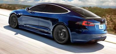Tesla Model S Unplugged Performance