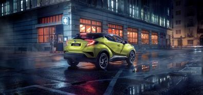 Toyota C-HR Neon Lime By JBL