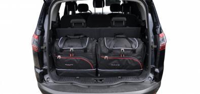 Torby na miarę naszych bagażników testujemy świetny gadżet