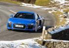 Audi R8 RWS - ostre superauto w szczegółach