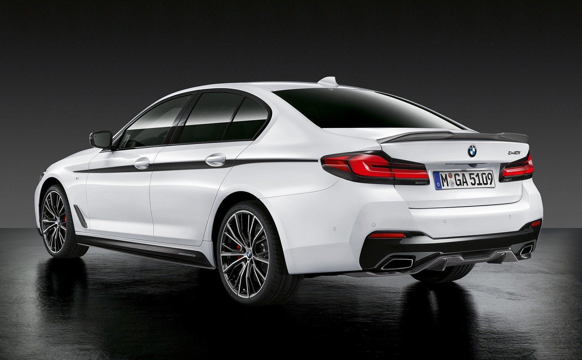 BMW serii 5 2020