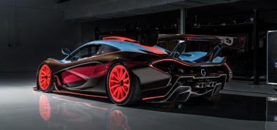 McLaren P1 GTR-18 Lanzante
