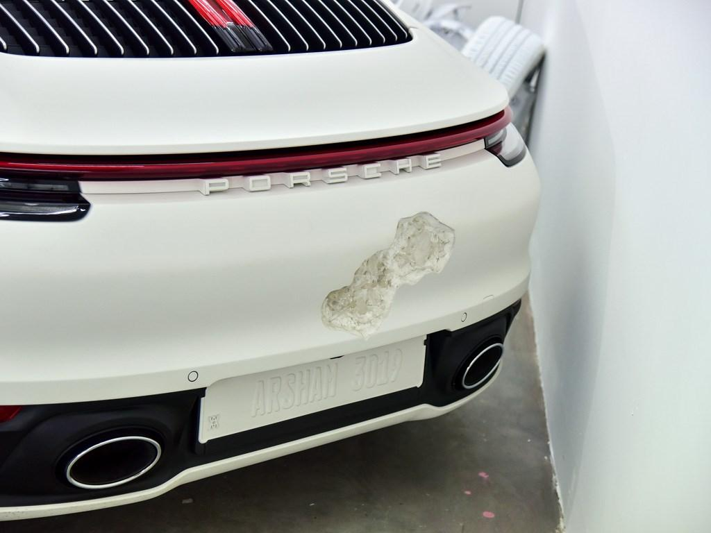 Porsche 911 Carrera 4S Crystal Eroded