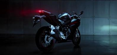 Honda CBR250RR na 2017 rok