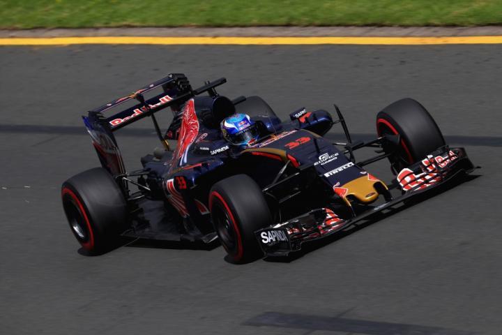 Formuła 1 - Grand Prix Australii 2016