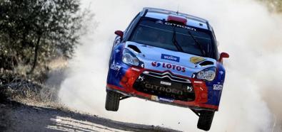 Kubica dachował! Debiut w WRC nieudany