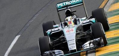 F1: Hamilton wygrał GP Australii. Mercedes zdeklasował