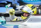 F1: Nico Rosberg wygrał GP Wielkiej Brytanii