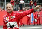 Rubens Barrichello wygrał z Google