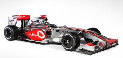 McLaren Mercedes MP4-24 sezon 2009