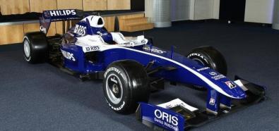 Willams FW31 bolid F1 na sezon 2009
