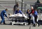 Karambol w IndyCar. Don Wheldon zmarł w wyniku obrażeń