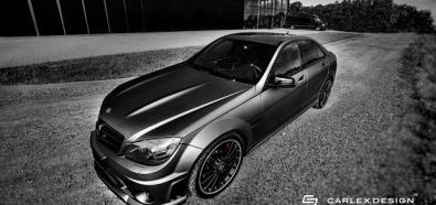 Mercedes C63 AMG Carlex Design