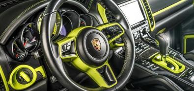 Porsche Cayenne Carlex Design