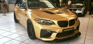 BMW M2 Manhart