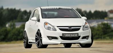Opel Corsa tuning Rieger