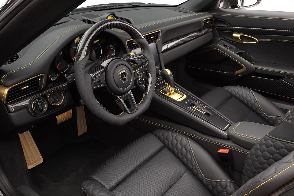 Stinger GTR TopCar