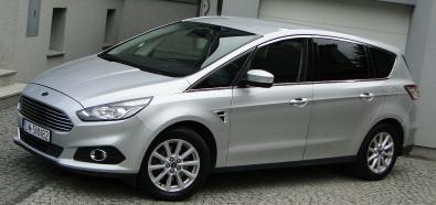 Ford S-Max 2015 - używany test