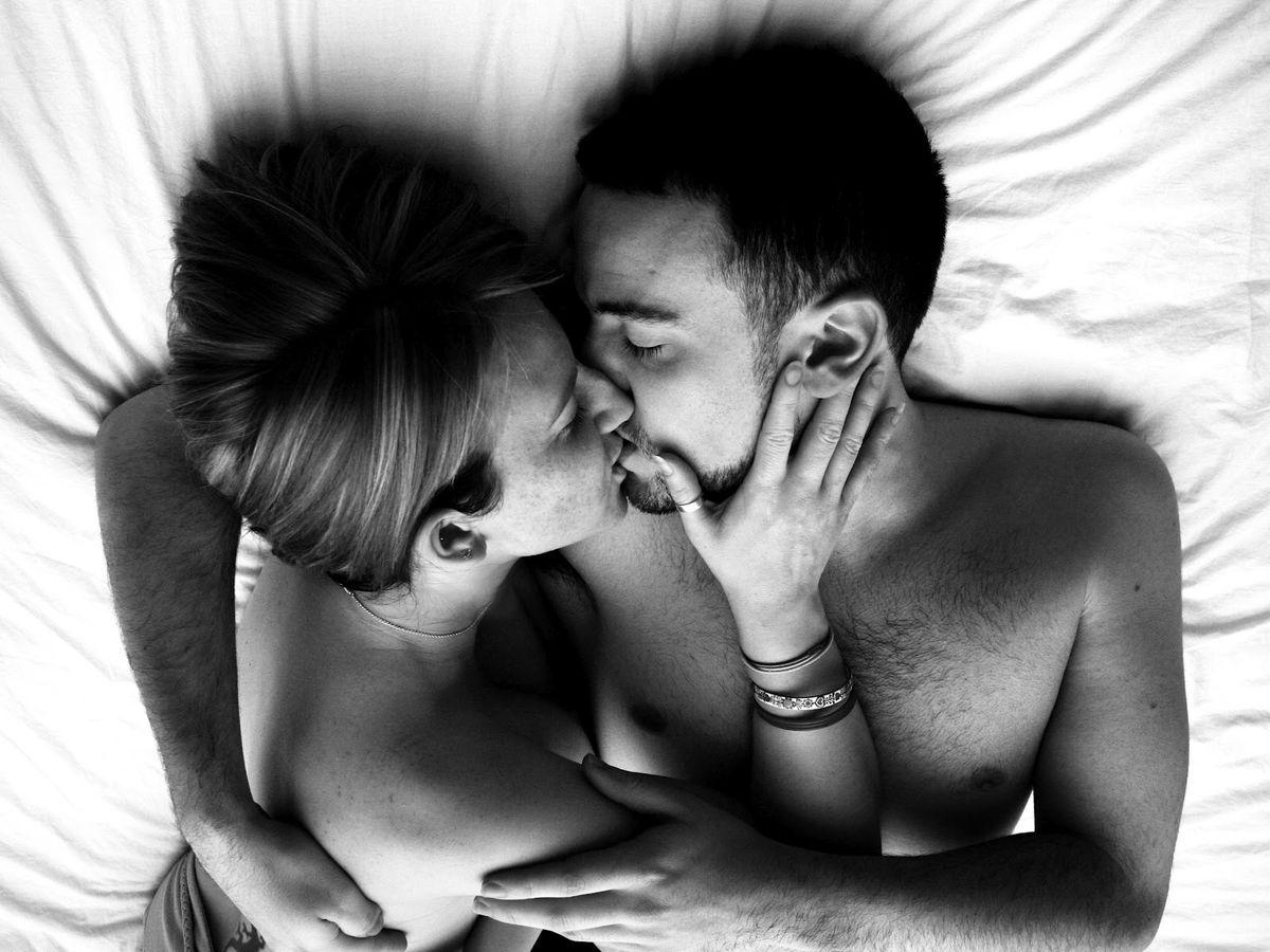 Красивый секс Джуд Лоу и Николь Кидман
