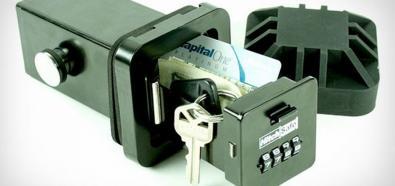 Chroń swoje dokumenty w samochodowym sejfie