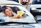 Podgrzewana skrobaczka - Cordless Heated Car Screen Ice Scraper