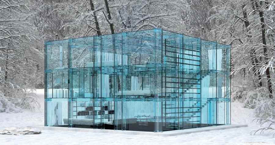 szklany dom 2