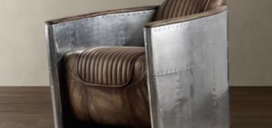 Lotniczy fotel z bombowca w Twoim salonie
