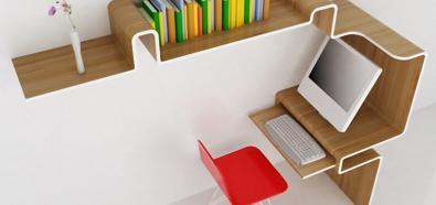 K Workstation - biurko, którego nie musisz składać