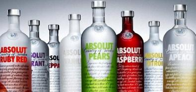 Najpiekniejsze butelki z wódką