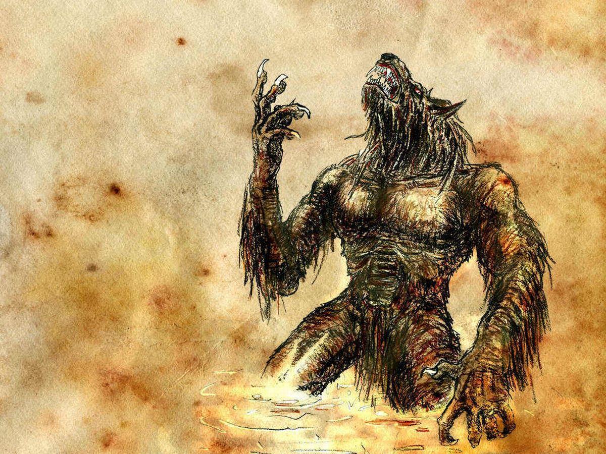 Смотреть онлайн wolfmen and centaurs 24 фотография