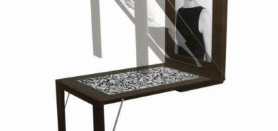 Stół i obraz 2 w 1