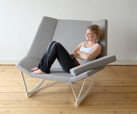 Sway - odjechany fotel na różne okazje
