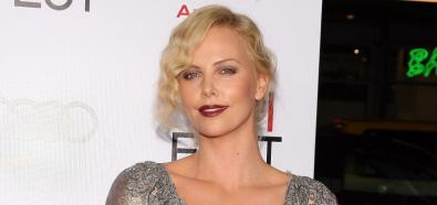 Charlize Theron promuje The Road