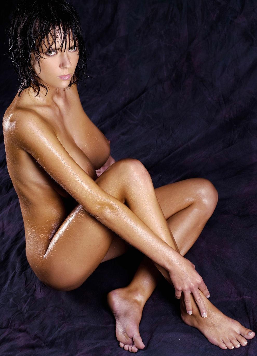 Потрясающая девушка мастурб 25 фотография