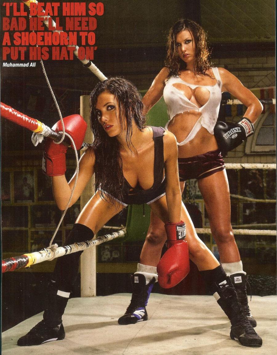 Секс бокс девушек 27 фотография
