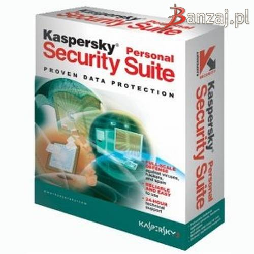 Kaspersky anti virus. Here is another free Kaspersky Personal