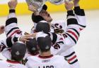 NHL: Chicago Blackhawks pokonało Anaheim Ducks